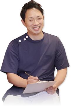 札幌市豊平区 なかがみ鍼灸整骨院の院長写真